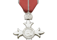 Member of the Order of the British Empire Photo