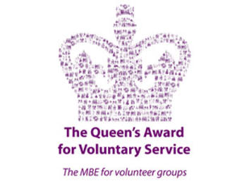 The Queen's Award for Voluntary Service Image