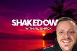 Shakedown with Al Shack every Friday from 7pm