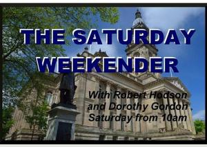 The Saturday Weekender