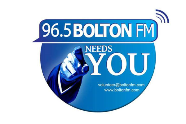 Volunteer with Bolton FM