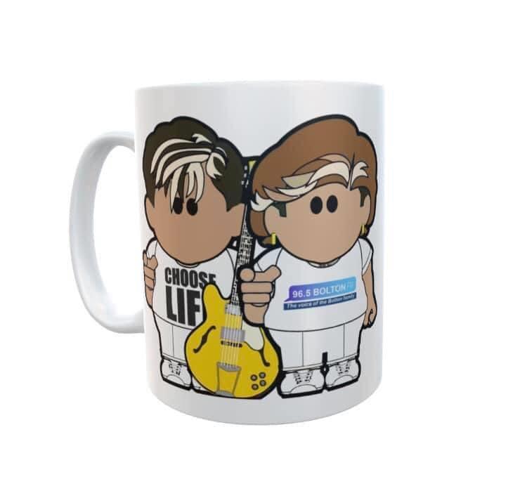 Club Tropicana Mug
