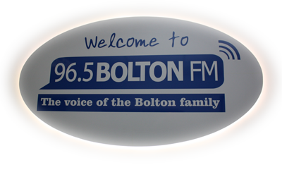 Welcome to 96.5 Bolton FM