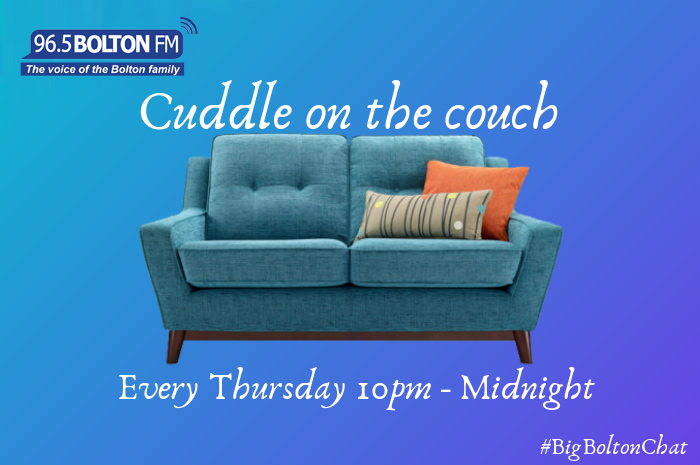 Cuddle on the Couch
