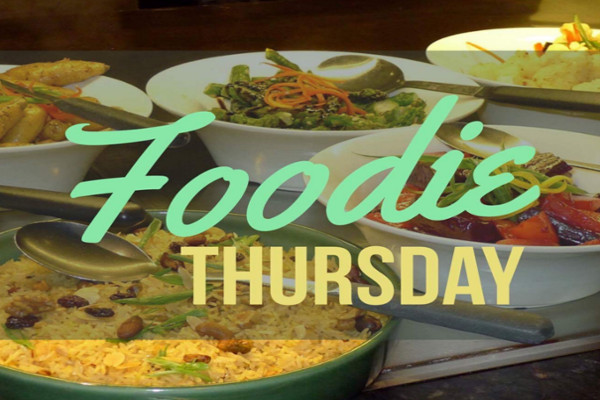 Foodie Thursday!